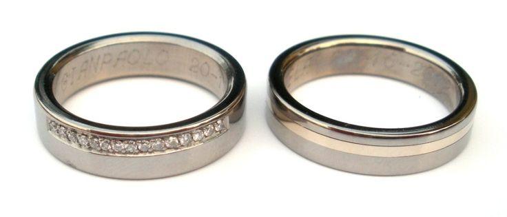 001_fedi nuziali in titanio con brillanti per lei _ con oro bianco per lui.JPG (922×395)