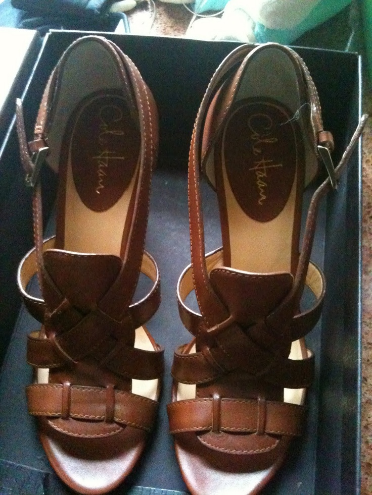 Cole Haan....make the most gorgeous shoes :)