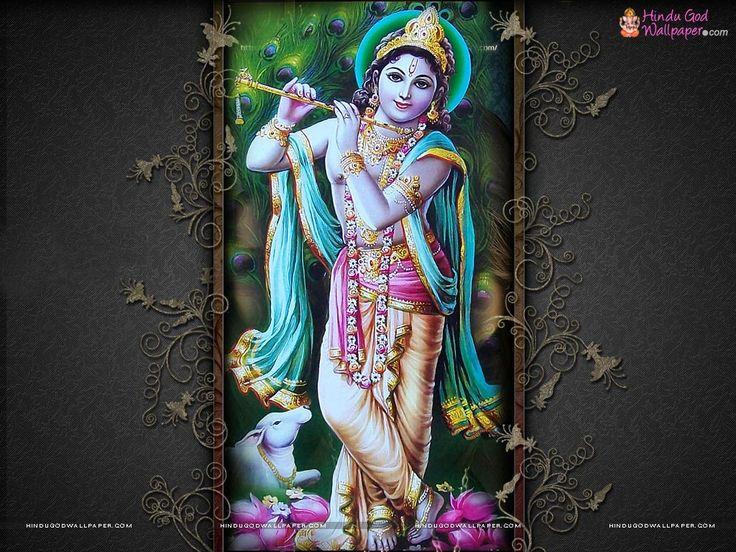 Jai Shri Krishna Wallpapers Download