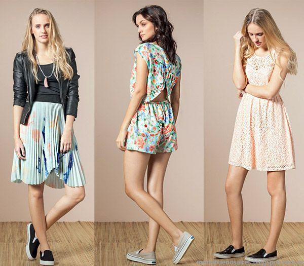 Faldas, Summer¡¡