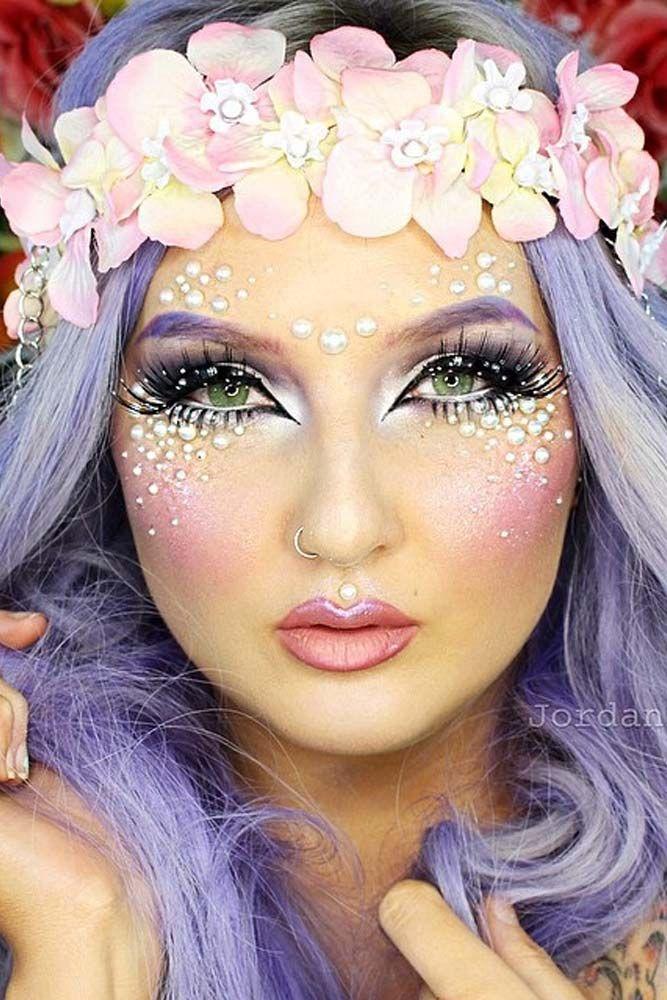 18 Pretty Halloween Makeup Ideas You Ll Love