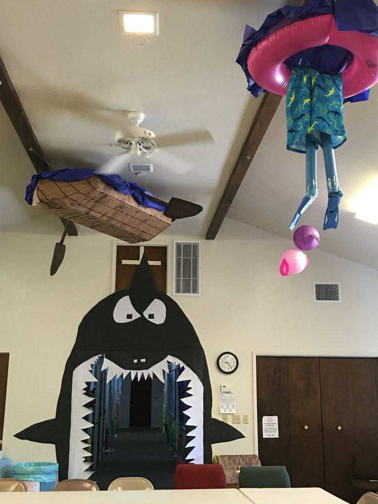The 25+ best Shark decorations ideas on Pinterest | Shark ...