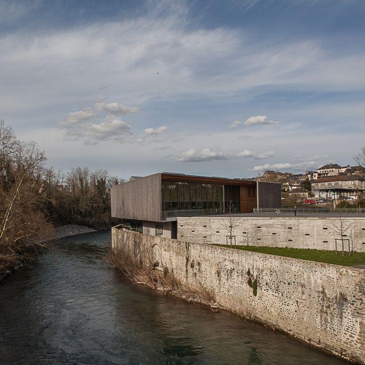 Architecte : Pascale Guedot Lieu : Oloron (64)
