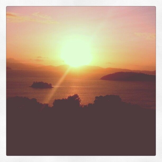 Hamilton Island @ sunset