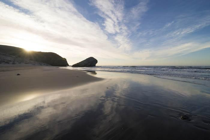 Parque Natural del Cabo de Gata-Níjar Almería Andalucía playa de monsul