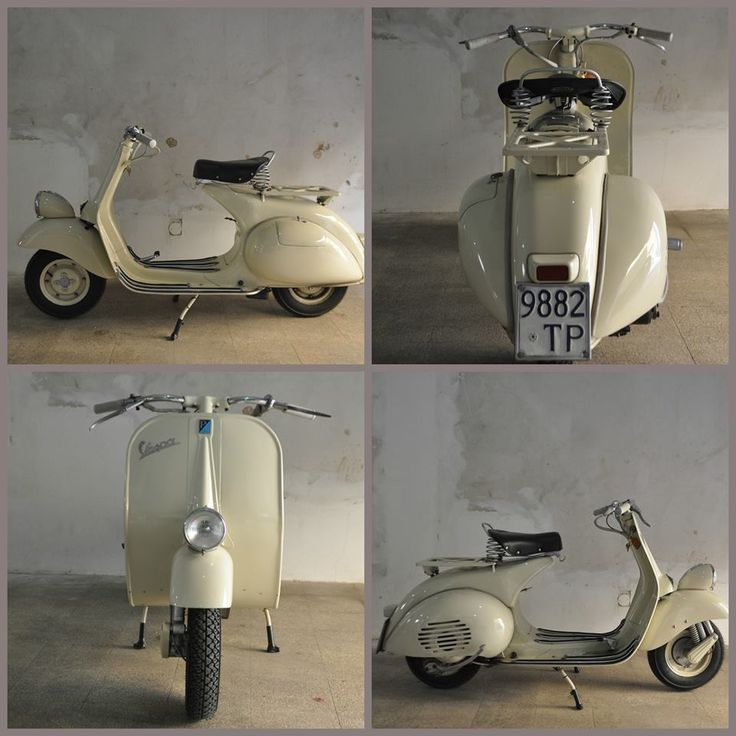 restored beauty | via scooterismo