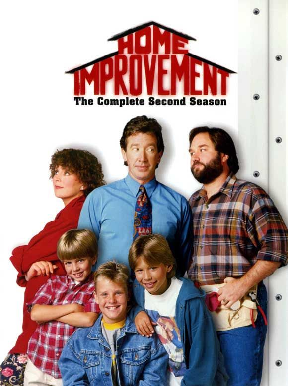 Home improvement blast from the past pinterest for Home improvement pics