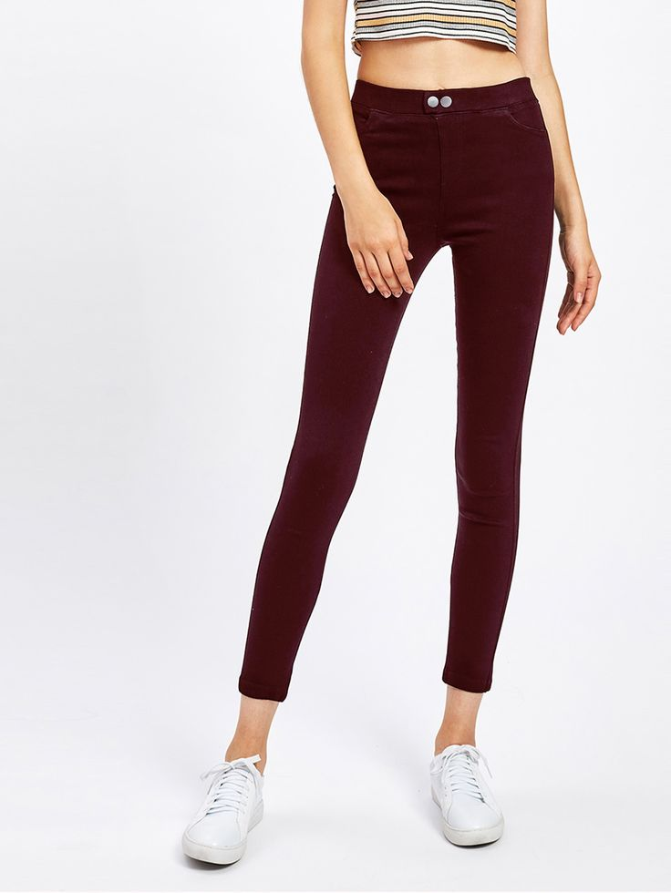 Jeans moulant -French SheIn(Sheinside)