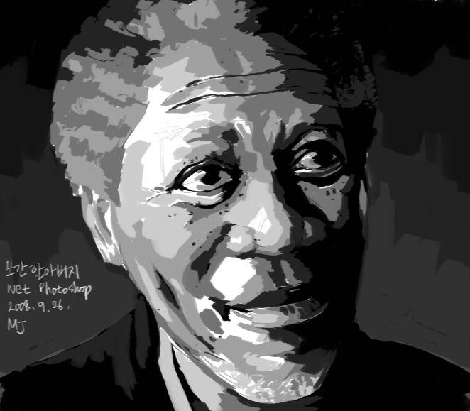 Morgan Freeman / 2008