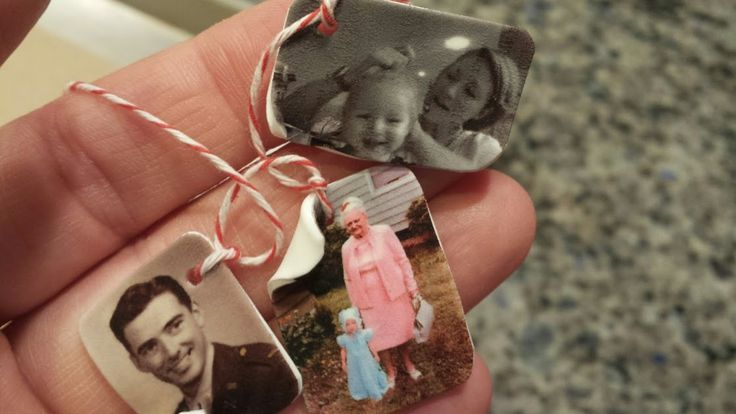 We Talk of Christ, We Rejoice In Christ: Roots and Branches Elder Cook... photo shrinky dinks!!