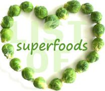 Superfoods - eat this to help your gut and body