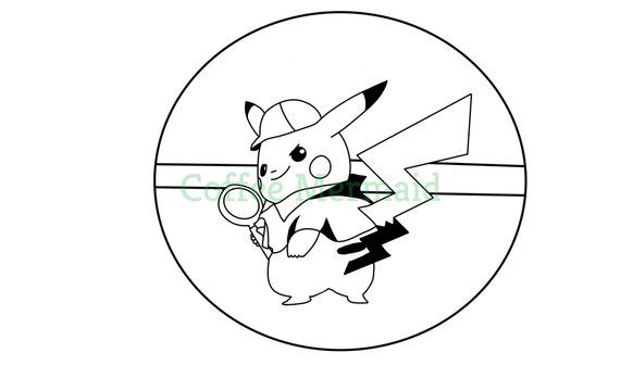 This Item Is Unavailable Etsy Pikachu Coloring Page Pokemon Coloring Pages Coloring Pages