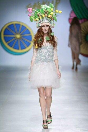 Shana Mercedes Benz Fashion Week Cape Town SS 15/16