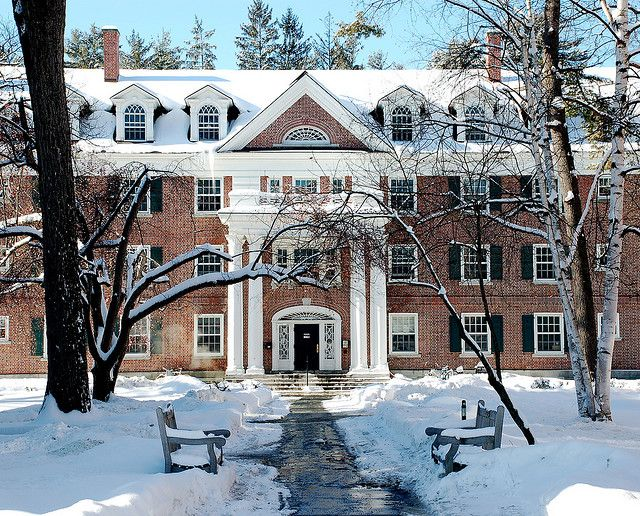 Dartmouth College, Hanover, New Hampshire, United States