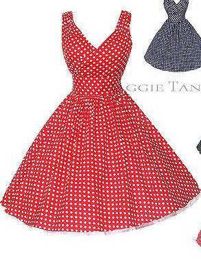 Another cute 50s dress