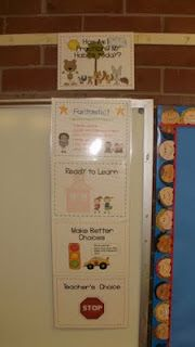 Can Do Kinders: Leader in Me Behavior Chart