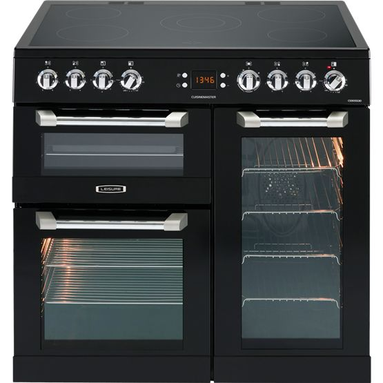 90cm Cuisinemaster Electric Range Cooker