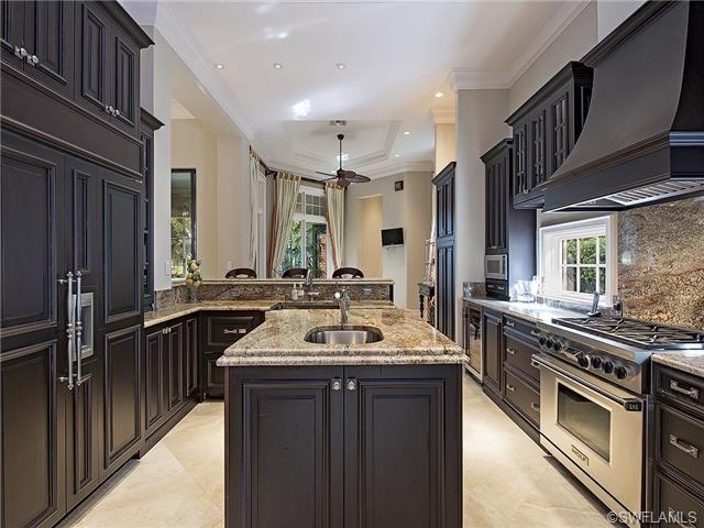 kitchen design naples fl. Luxury exclusive Golf homes for sale in Naples  Florida at Estuary Grey Oaks 458 best Dream Kitchens images on Pinterest
