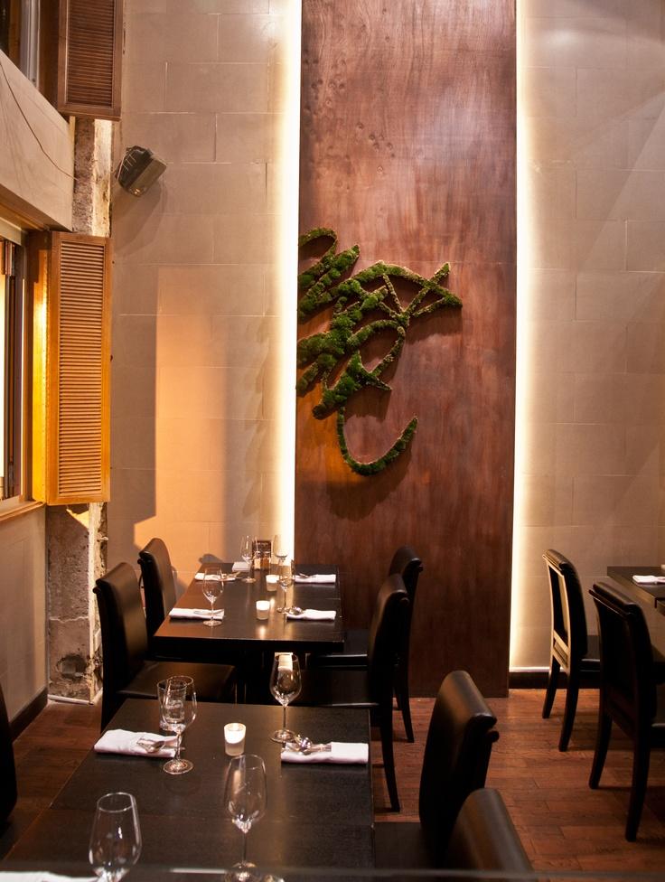 Eat Right In SoHo Hong Kong By Liquid Interiors