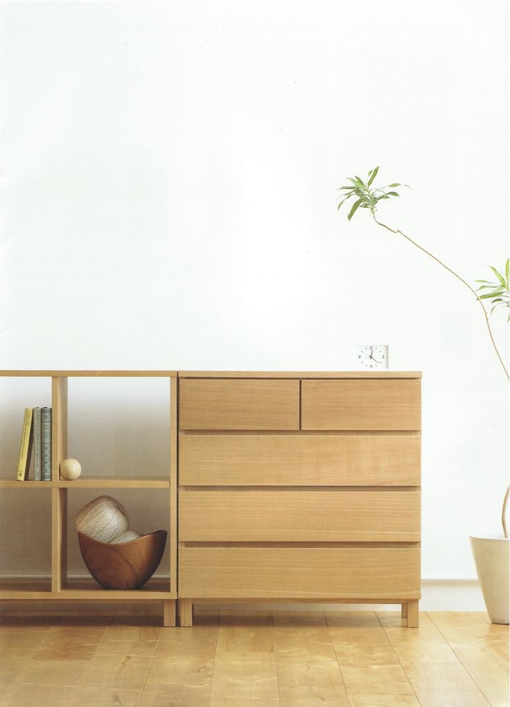 Muji - Drawer unit