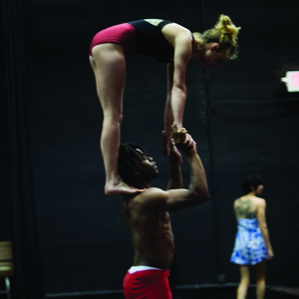 I find the straight lines of Josh's arms going into the straight line of Sarah's feet, so structured and strong!  #cabaret #hand-to-hand #tumbling #TheImperialOPA #Circus #Atlanta #OPA #AtlantaCircus ------------- #1 rated entertainment booking company in GA!   Contact us today and lets make unforgettable events together!