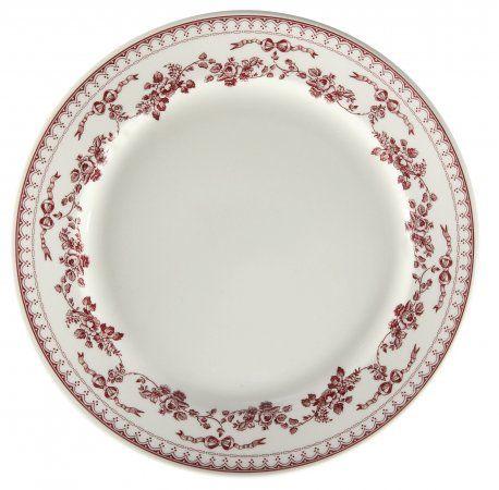 -20% на обеденные тарелки ″Фаустина″ - набор в стиле Прованс