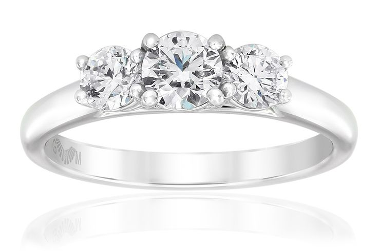 Trinity Classic Adelaide Engagement Ring