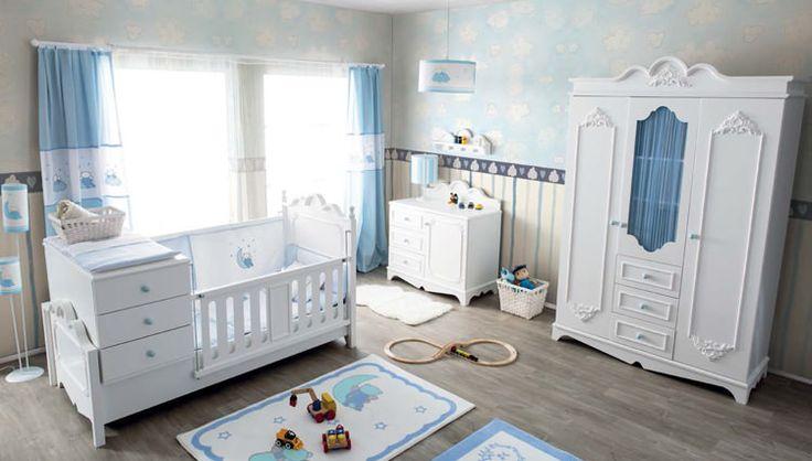 Erkek Bebek Odası Döşemek http://www.canimanne.com/erkek-bebekler-icin-orgu-oda-susu-yapimi.html