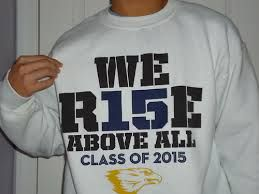 but with a panther instead of a eagle  class of 2015 shirts - Google Search