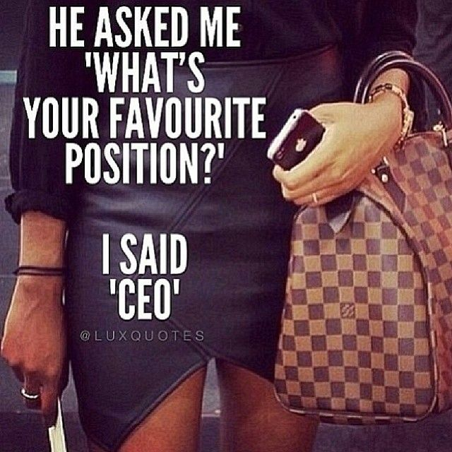 Being a female is a blessing. Being a successful female is a privilege that not many can get. I'm always looking for Lady Bosses to work with. Visit: https://lawstudent101blog.wordpress.com/