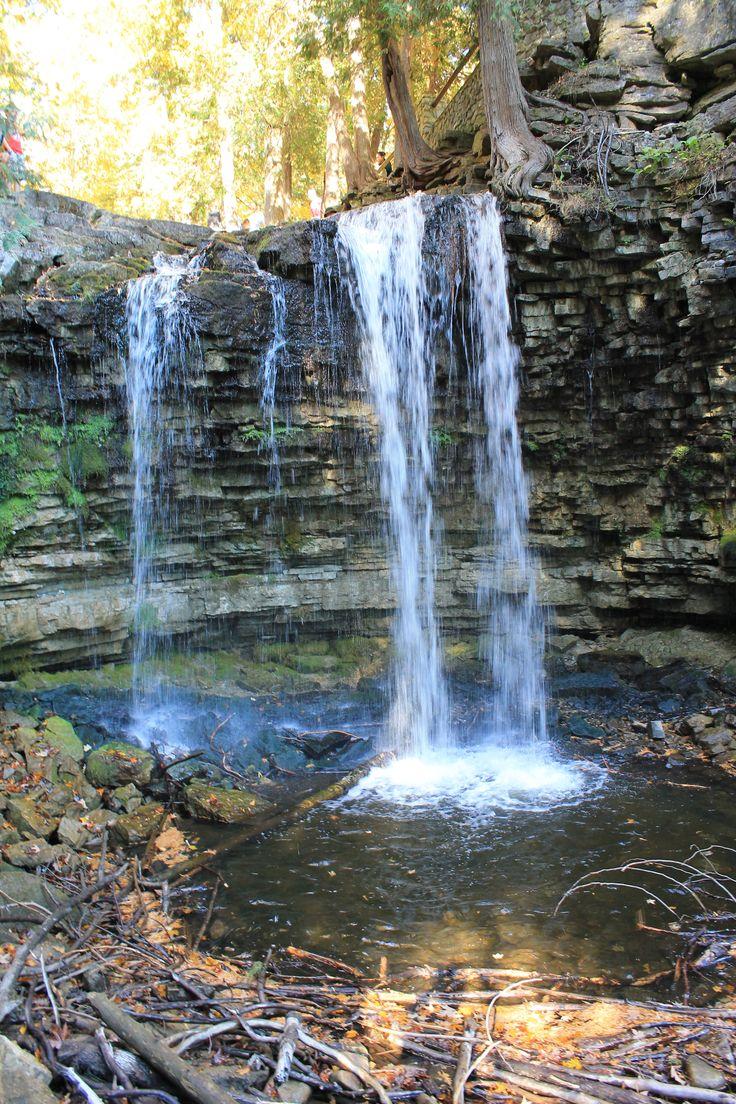 Halton Falls - halton hills conservation area