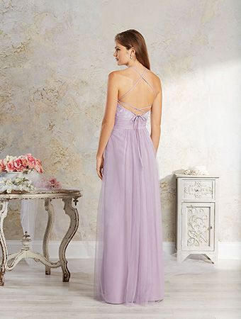 Alfred Angelo Bridal Style 8643L from All Bridesmaid Dress Collections