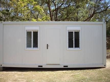 Portable Building Donga Site Office Shipping Container