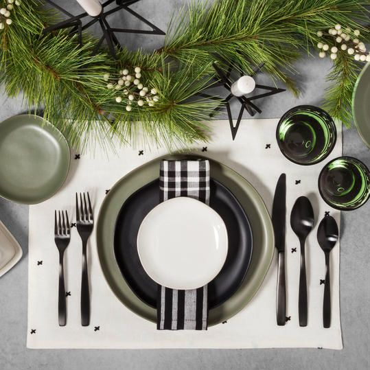 Embroidered Placemat | The Hearth and Hound products are here and we can't contain our excitement. The product line from Chip and Joanna Gaines has gone live at Target and it is full of amazing goodies. The collaboration is called Hearth & Hand from Magnolia and is filled with home and lifestyle goods. The best part about it launching so close to the holiday season? There are plenty of gifts for kids and adults. We are obsessed with the white dollhouse with bright green doors and the wooden…