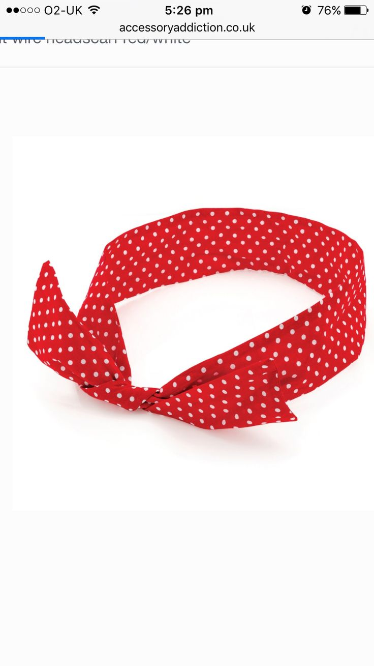 polka dot wire headband perfect for the summer months. Available in Three different colours Visit online - www.accessoryaddiction.co.uk (No minimum order) plus 10% off