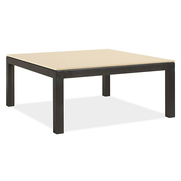 Parsons Cocktail Tables - Watson Sectional Room - Living - Room & Board