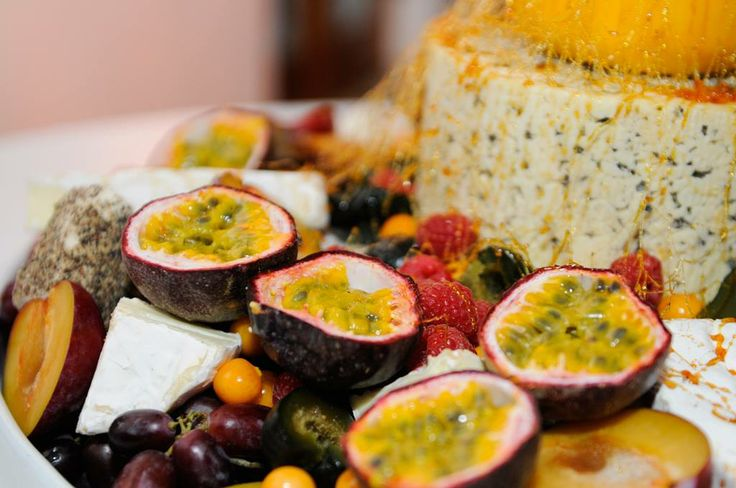 Chef Dewald's creation  - Flair Catering