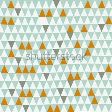 tissu scandinave triangle - Recherche Google