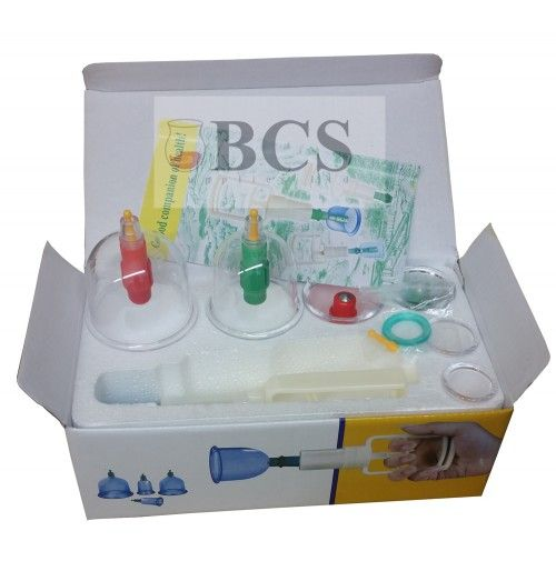 Cupping/Hijama Set (6 cup)