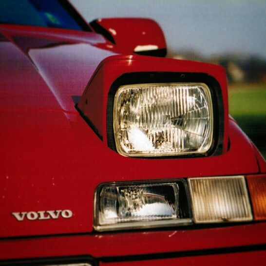 Volvo 480 Turbo