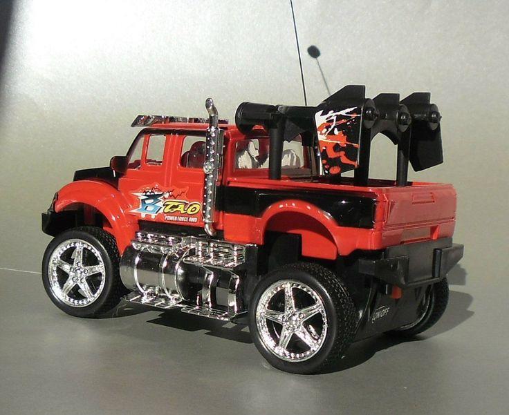 King drive távirányítós kamion!