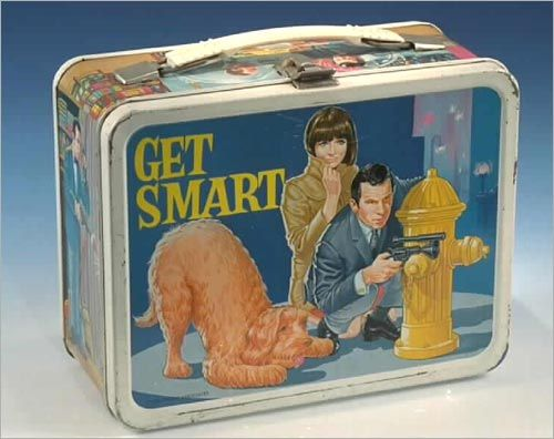 Vintage Lunchbox, School Lunchbox