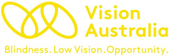 http://www.visionaustralia.org/services/family-friends-and-carers/communicating-effectively-with-people-who-are-blind:  This link is useful as it has a list of ways you can communicate with people who are visually impaired. this includes, Identifying yourself, and one really interesting one was Continue to use body language. This will affect the tone of your voice and give a lot of extra information to the person who is vision impaired