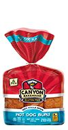 canyon bake house hot dog buns