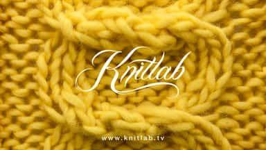 Knitlab tutorial 41 | treccia Annodata