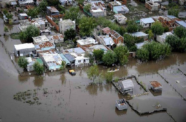 Buenos Aires - Inundaciones