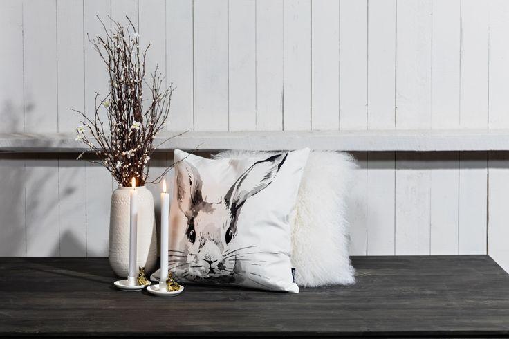 Putetrekk Hare | Kremmerhuset #Kremmerhuset #Interior #Inspiration