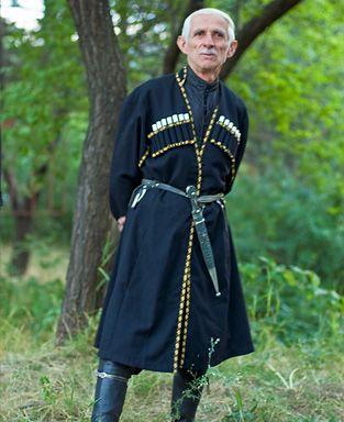 グルジアの民族衣装