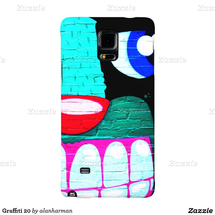Graffiti 20 galaxy note 4 case