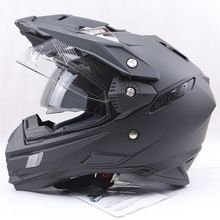 2015 Professional Helmet Transfomer helmet Off Road Helmet transform to Street Bike helmet DOT ECE approved Dual Visor System(China (Mainland))